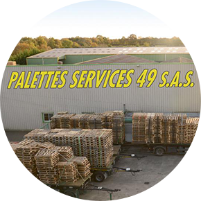 recyclage palettes angers - Palette-Services-49